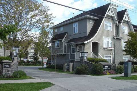 Townhouse for sale at 7288 Heather St Unit 45 Richmond British Columbia - MLS: R2406543