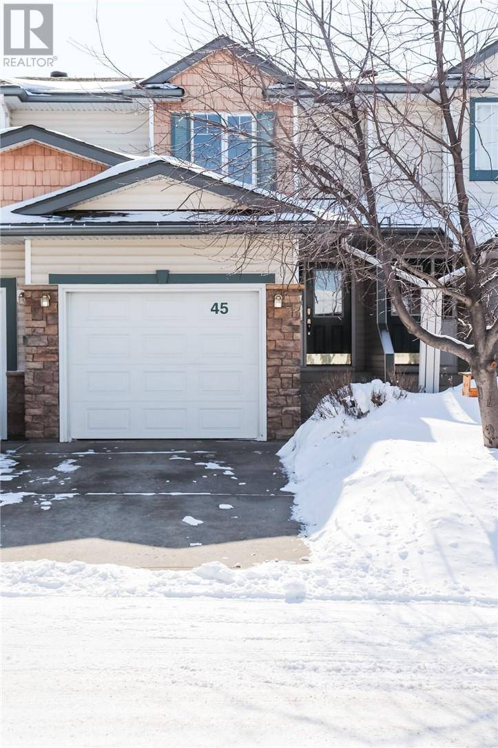 Townhouse for sale at 73 Addington Dr Unit 45 Red Deer Alberta - MLS: ca0191018