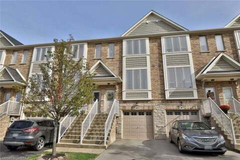 Townhouse for sale at 8 Hemlock Wy Unit 45 Grimsby Ontario - MLS: 40034359