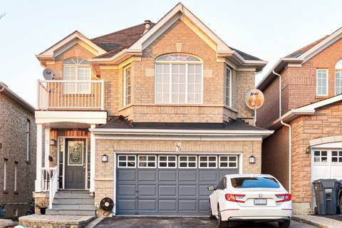 House for sale at 45 Albright Rd Brampton Ontario - MLS: W4735946