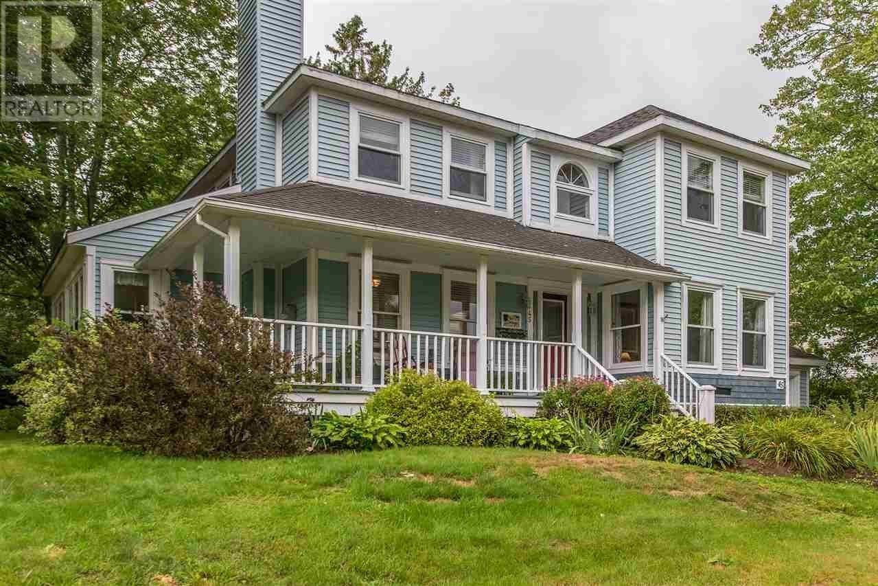 House for sale at 45 Alicia Blvd Kentville Nova Scotia - MLS: 202018048