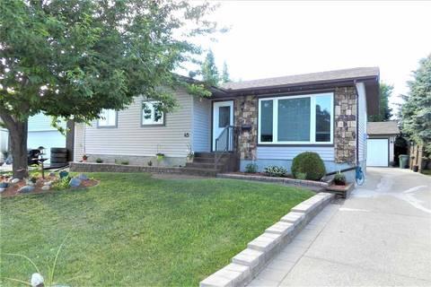 House for sale at 45 Alpaugh Cres Leduc Alberta - MLS: E4160190