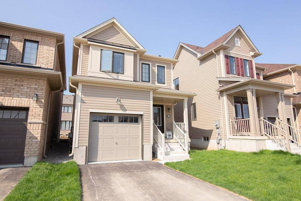 House for rent at 45 Arnold Marshall Blvd Caledonia Ontario - MLS: H4068200