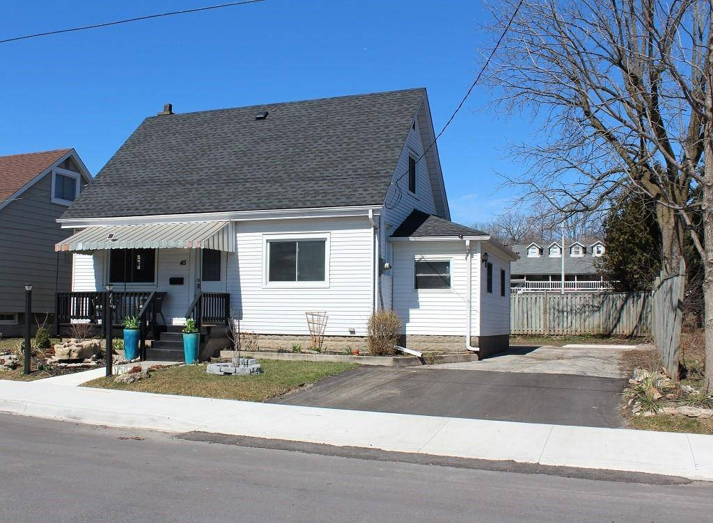House for sale at 45 Baldwin St Dundas Ontario - MLS: H4074233