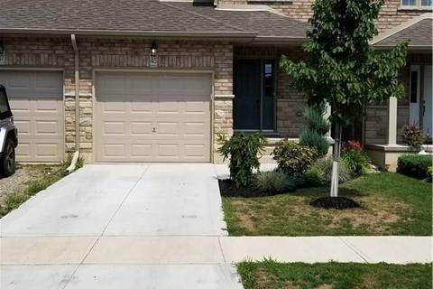 Townhouse for rent at 45 Banks St Brantford Ontario - MLS: H4051046