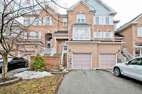 Townhouse for sale at 45 Baywell Cres Aurora Ontario - MLS: N4724782
