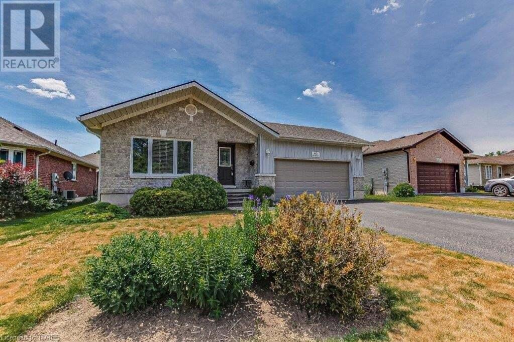House for sale at 45 Beech Blvd Tillsonburg Ontario - MLS: 274632