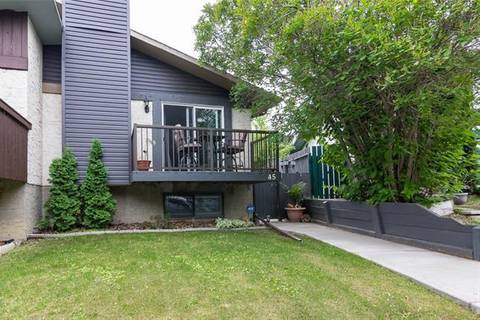 Townhouse for sale at 45 Bermuda Wy Northwest Calgary Alberta - MLS: C4288697