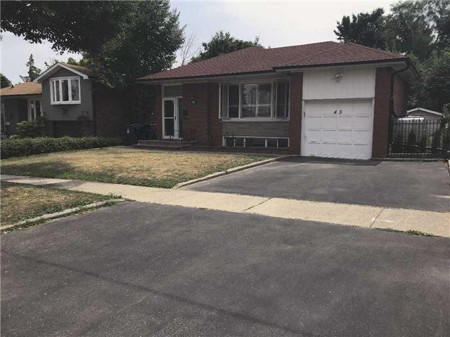 Removed: 45 Brimorton Drive, Toronto, ON - Removed on 2018-09-19 05:18:38