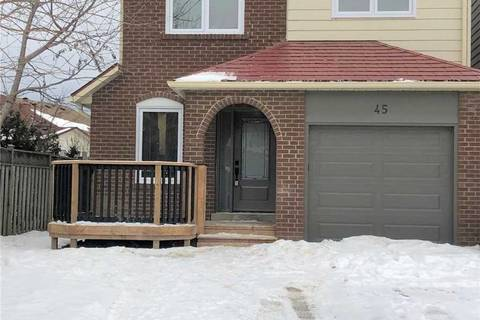 House for sale at 45 Buckland Wy Brampton Ontario - MLS: W4693762