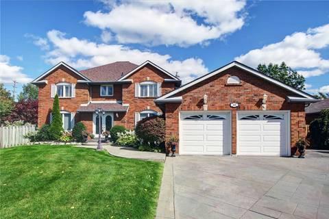 House for sale at 45 Calderbridge Cres Markham Ontario - MLS: N4576662