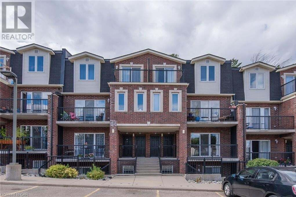 Townhouse for sale at 45 Cedar Hill Cres Kitchener Ontario - MLS: 40009583