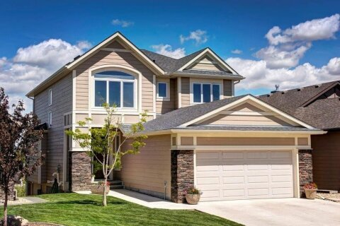 House for sale at 45 Cimarron Springs Circ Okotoks Alberta - MLS: C4301374