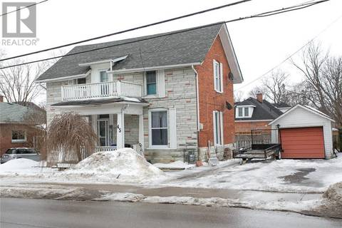 House for sale at 45 Colborne St West Lindsay Ontario - MLS: 181927