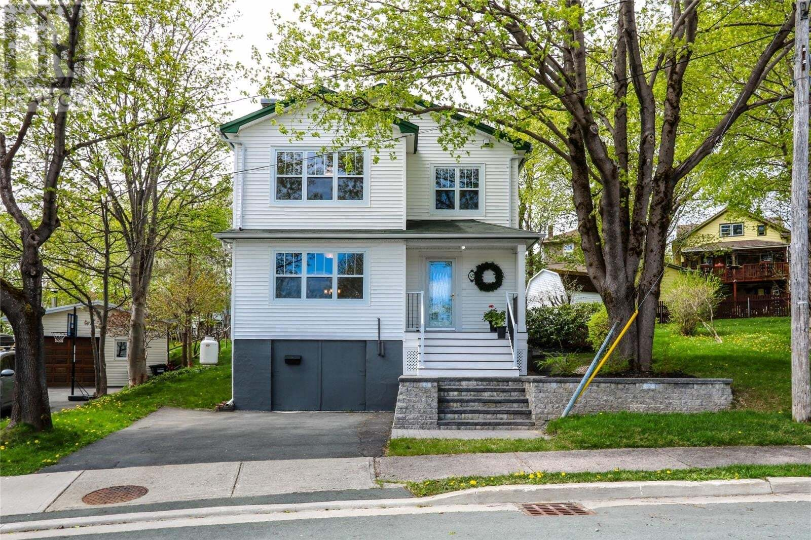 House for sale at 45 Cornwall Cres St. John's Newfoundland - MLS: 1214635
