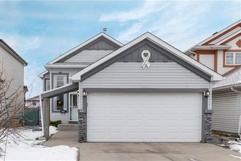 House for sale at 45 Coventry Wy Northeast Calgary Alberta - MLS: C4279001