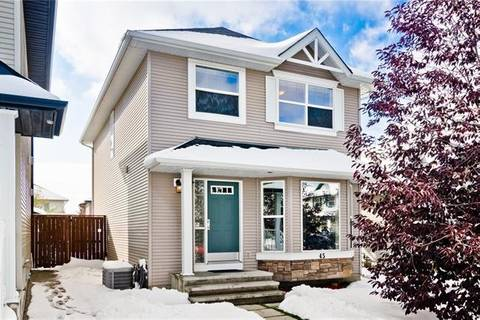 House for sale at 45 Cranberry Wy Southeast Calgary Alberta - MLS: C4282701