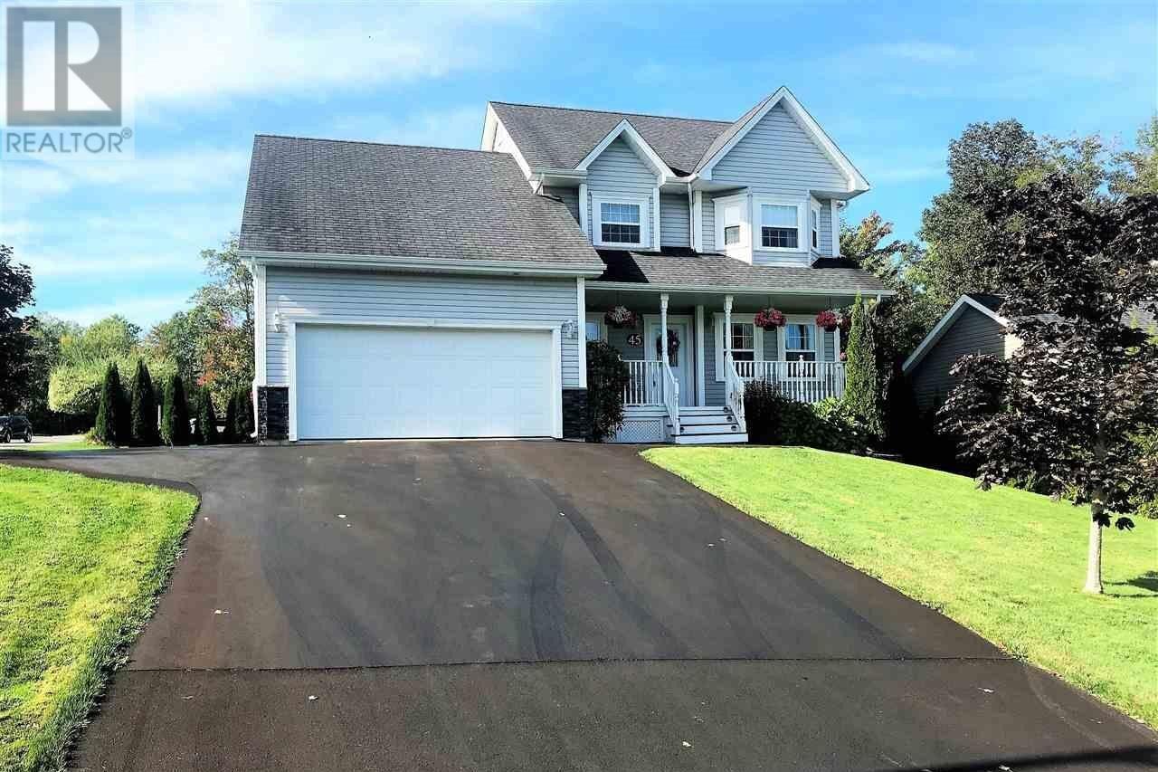 House for sale at 45 Dalhousie Ave Kentville Nova Scotia - MLS: 202020408