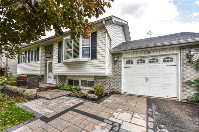 House for sale at 45 Dancy Drive Orillia Ontario - MLS: S4286318
