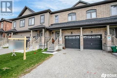 Townhouse for sale at 45 Deneb St Barrie Ontario - MLS: 30735711