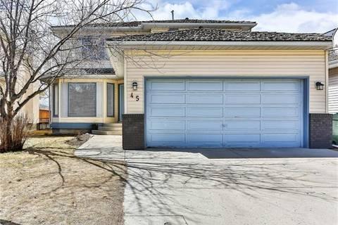 House for sale at 45 Douglasbank Wy Southeast Calgary Alberta - MLS: C4239686