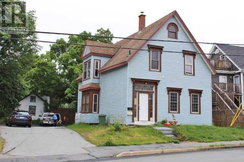 Townhouse for sale at 45 Dufferin St Bridgewater Nova Scotia - MLS: 201818055