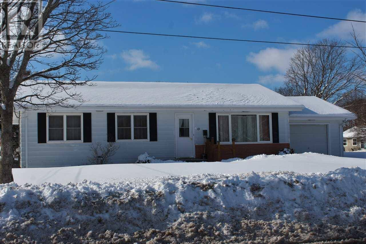 House for sale at 45 Dunkirk St Charlottetown Prince Edward Island - MLS: 202002628