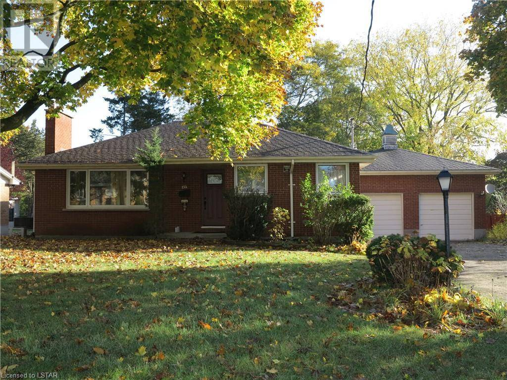 House for sale at 45 Edgar Dr London Ontario - MLS: 230533