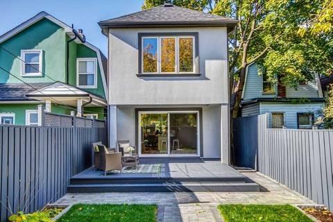House for sale at 45 Eldon Ave Toronto Ontario - MLS: E4617316