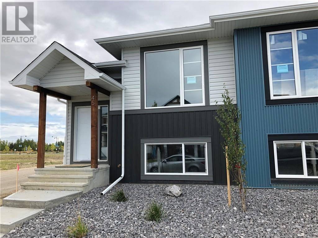 Townhouse for sale at 45 Ellington Cres Red Deer Alberta - MLS: ca0170982