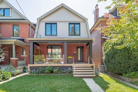House for sale at 45 Ellsworth Ave Toronto Ontario - MLS: C4580682