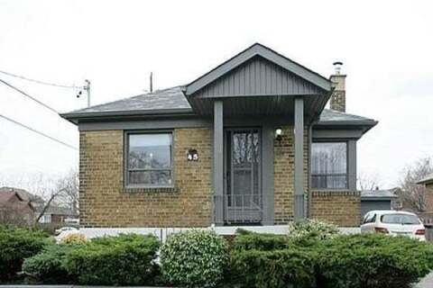 House for rent at 45 Emerald Cres Toronto Ontario - MLS: W4772751