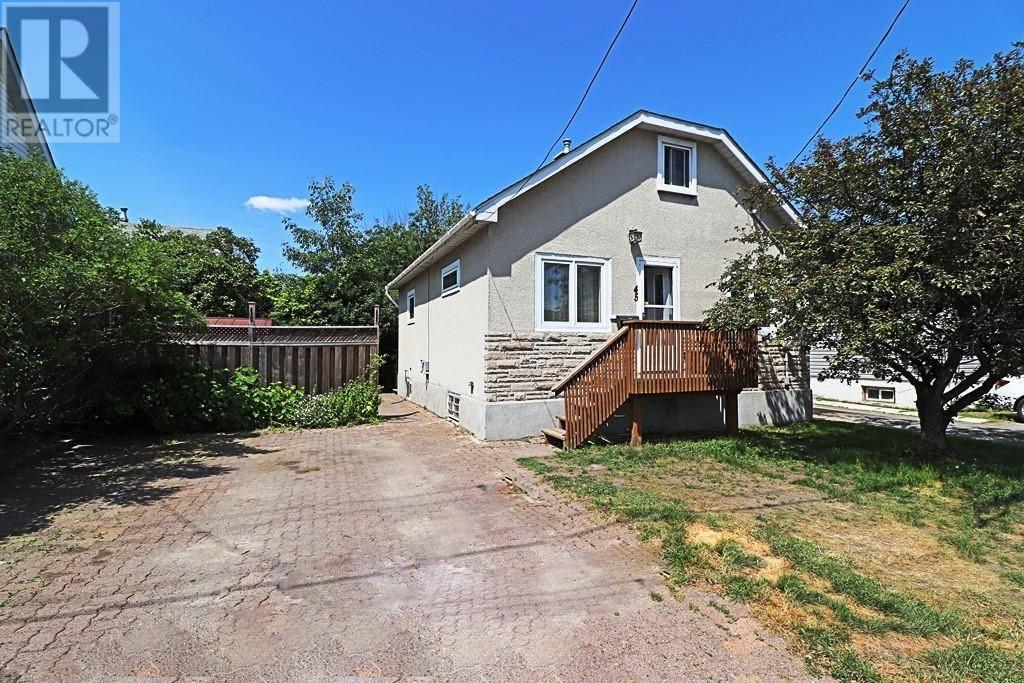 House for sale at 45 Ethelbert St Sudbury Ontario - MLS: 2077502