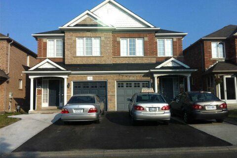 Townhouse for rent at 45 Feather Reed Wy Brampton Ontario - MLS: W4966803
