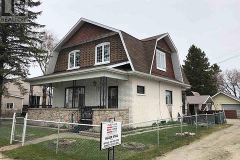 House for sale at 45 Fourth St W Cochrane Ontario - MLS: TM191041