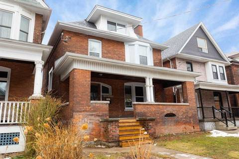 Townhouse for sale at 45 Garfield Ave Hamilton Ontario - MLS: X4708122