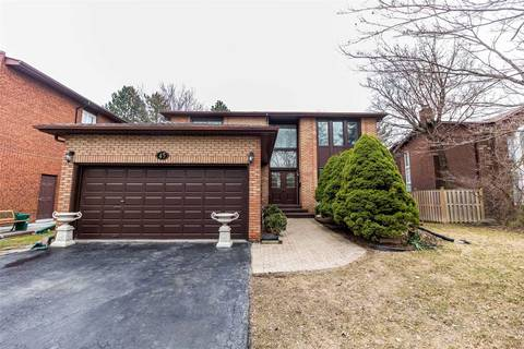 House for sale at 45 Garnier Ct Toronto Ontario - MLS: C4731896