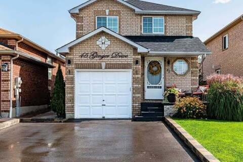 House for sale at 45 Ginger Dr Barrie Ontario - MLS: S4918626