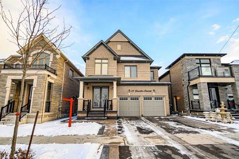 House for sale at 45 Grendon Cres Brampton Ontario - MLS: W4669410