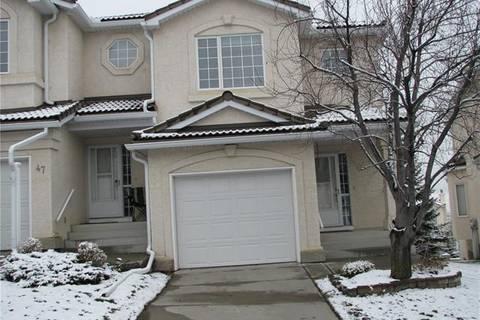 Townhouse for sale at 45 Hamptons Li Northwest Calgary Alberta - MLS: C4274703