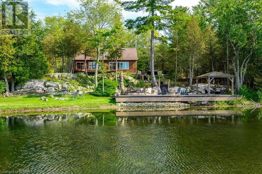 House for sale at 45 Hemlock Dr Burnt River Ontario - MLS: 244670