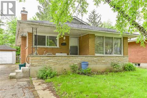 House for sale at 45 High St Waterloo Ontario - MLS: 30742911