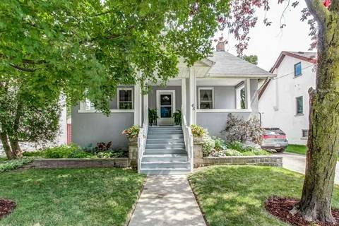House for sale at 45 Highcliffe Ave Hamilton Ontario - MLS: X4547235