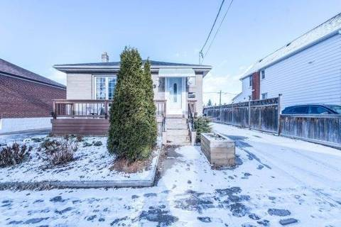 House for sale at 45 Holley Ave Toronto Ontario - MLS: W4664753