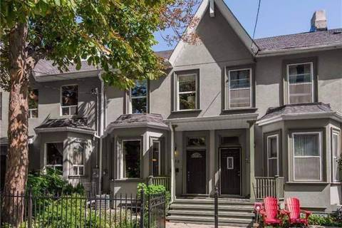 Townhouse for rent at 45 Homewood Ave Toronto Ontario - MLS: C4517091