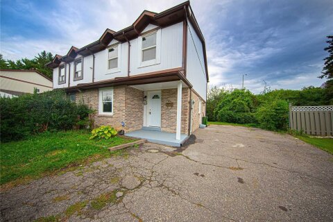 Townhouse for rent at 45 Horseley Hill Mn Flr Dr Toronto Ontario - MLS: E4973073