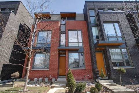 Townhouse for sale at 45 Howie Ave Toronto Ontario - MLS: E4390205