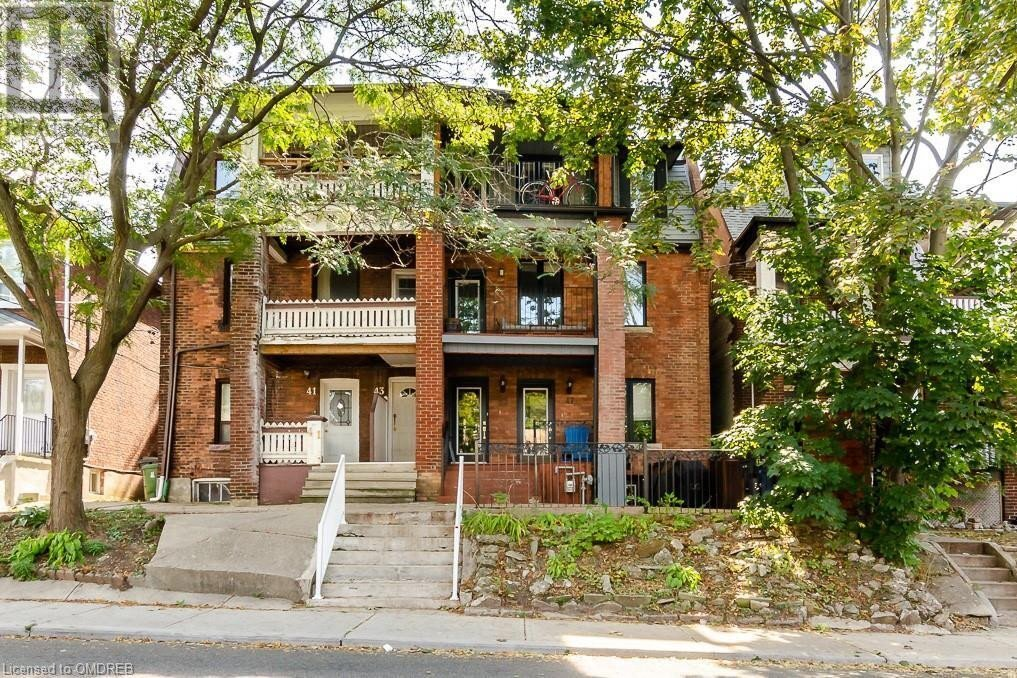 Residential property for sale at 45 Jerome St Toronto Ontario - MLS: 40037525