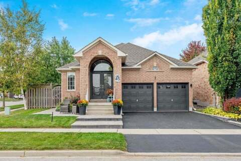 House for sale at 45 Johnson Cres Halton Hills Ontario - MLS: W4927788