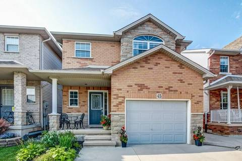 House for sale at 45 Kendrick Ct Ancaster Ontario - MLS: H4058686